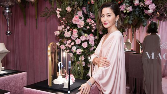 Gallery: Chopard Magical Setting high jewellery cocktail reception