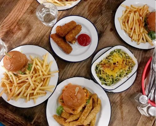 Newly-vegan London pub says their food sales have tripled since going plant-based
