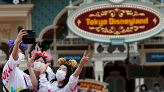 Tokyo Disney Resort welcomes visitors after being closed due to coronavirus