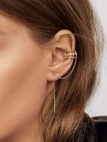 BaubleBar Just Dropped a Fine Jewelry Collection & It's Actually Pretty Affordable
