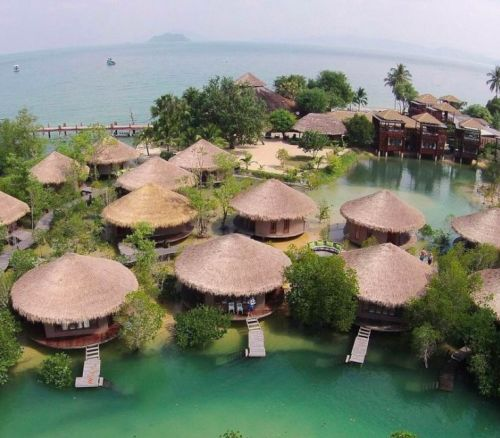 These overwater villas are Thailand's best kept secret