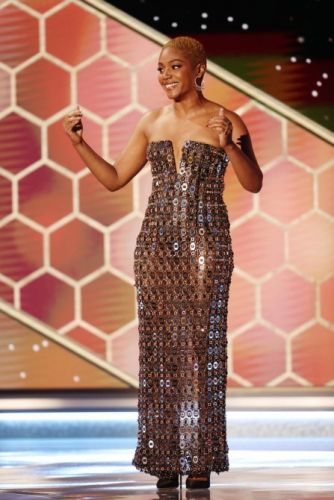 Tiffany Haddish Sparkled Brighter Than Anyone Else At The Golden Globes