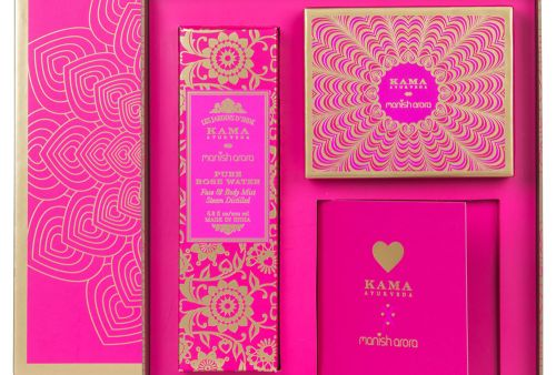 How Kama Ayurveda X Manish Arora collaboration hit all the right notes this Valentine's Day