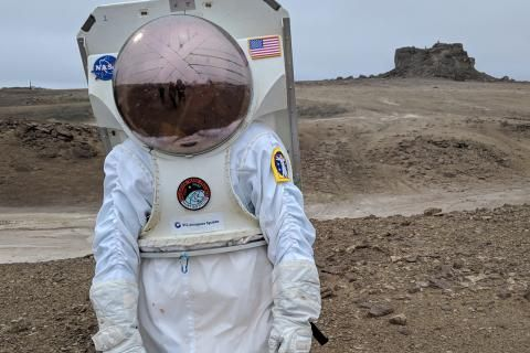 "Now you can virtually explore ""Mars on Earth"" in Google Street View"
