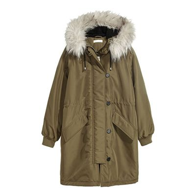 Mad Deals Of The Day: 50% A Khaki Green Parka At H&M And More