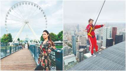 'Montreal is lively, scenic and colourful': Adaa Khan