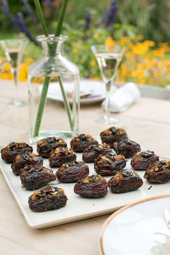 Recipe: Ruth Pretty's decadent chocolate-stuffed dates