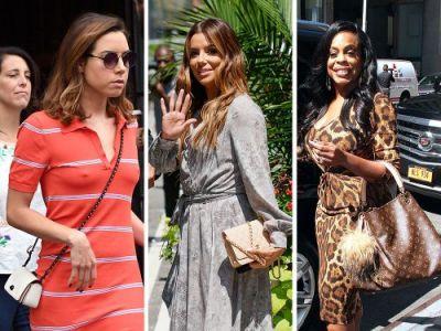 Celebs Let Coach's Cutest Little Bags Have A Moment in the Sun, and More Celeb Bag Picks