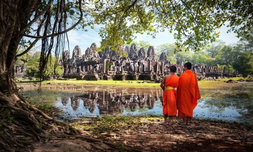 Holidays in Cambodia: which will you choose?
