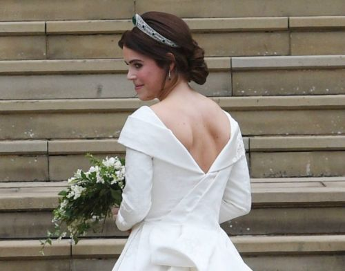 Everything That Went Down At Princess Eugenie And Jack Brooksbank's Royal Wedding