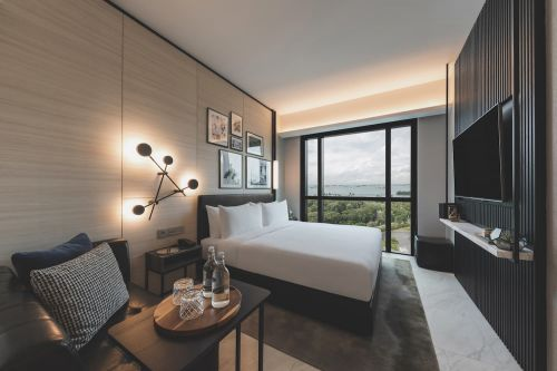 The Outpost Hotel, Sentosa's first adults-oriented hotel, slated to open in July