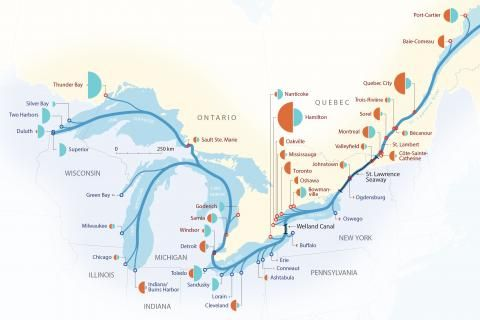 Celebrating 60 years of the St. Lawrence Seaway