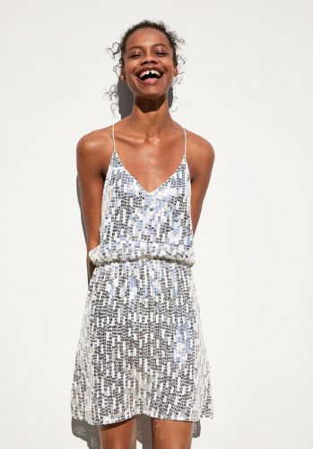 Couldn't Your Summer Wardrobe Use a Few More Metallic Pieces?