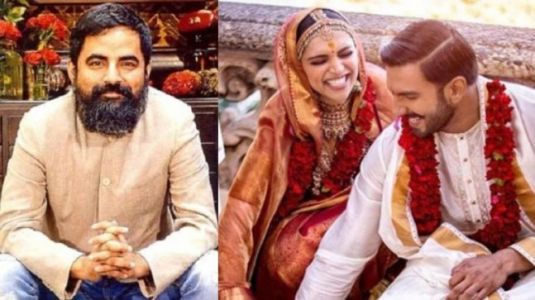 Sabyasachi gets trolled for saying he designed Deepika's wedding saree