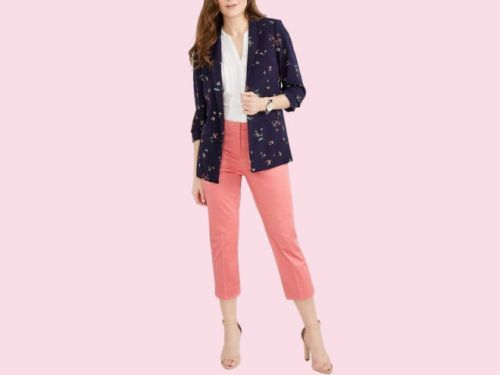 Mad Deals Of The Day: $50 Off A Printed Reitmans Blazer And More