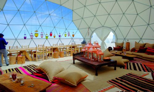 Kachi Lodge: Inside Bolivia's eco-pod on the salt flats