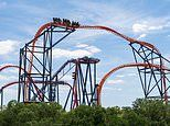 Florida's tallest roller coaster at Busch Gardens is set to welcome its first brave riders