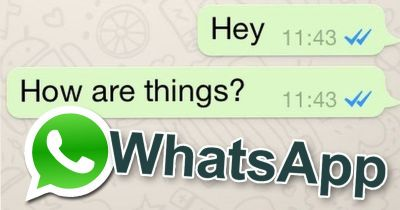 How do we stop our Whatsapp blue tick addiction?