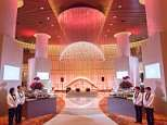 Making an entrance! The world's grandest hotel lobbies