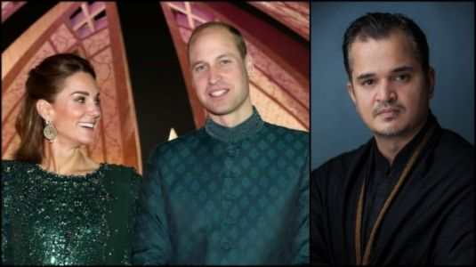What Pakistani designer Nauman Arfeen said about Prince William's viral sherwani look