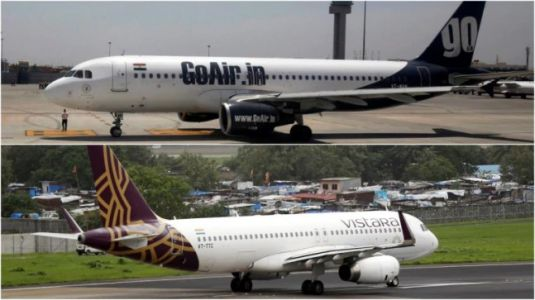 GoAir and Vistara kick off holiday sale with domestic flight tickets from Rs 899 and Rs 1,299