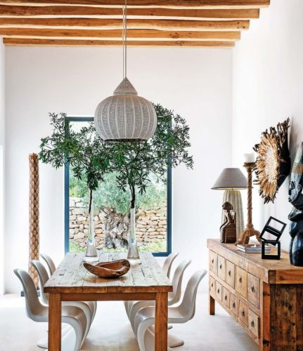 A Newly Renovated Summer Home on Ibiza