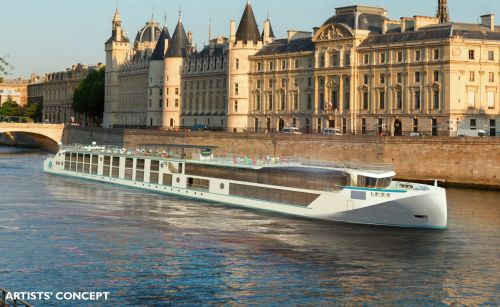 Crystal River Cruises Unveils Details and Design Concepts of Four New Build River Yachts Debuting in 2017