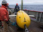 Boaty McBoatface's maiden voyage helps uncover why the Antarctic Southern Ocean is warming