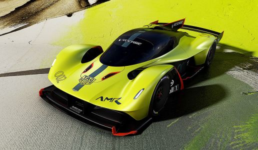 Aston Martin's spectacular Valkyrie AMR Pro will make its Asia debut in Bangkok