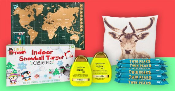 Last-minute gifts you can buy in Poundland