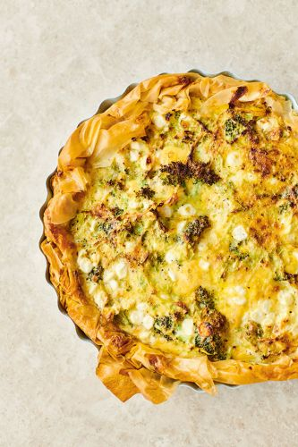 Recipe: Jamie Oliver's Easiest Broccoli Quiche