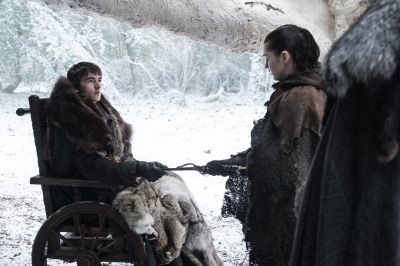 We talked to Isaac Hempstead-Wright and understand Bran's Three-Eyed Raven powers a lot better now