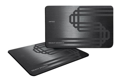 The SELECT Private Membership Community's Card For The Next Generation