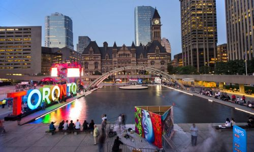Head downtown: How to best experience Toronto's city highlights