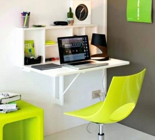 30 Elegant Fold Out Wall Desk Images