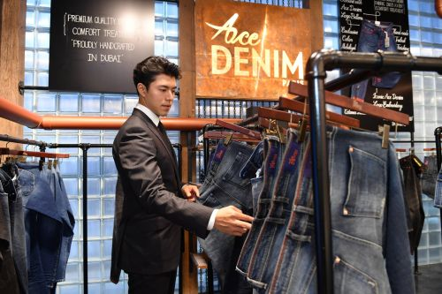 Gallery: Boll & Rava's and Ace Denim's grand opening party at King Power Mahanakhon