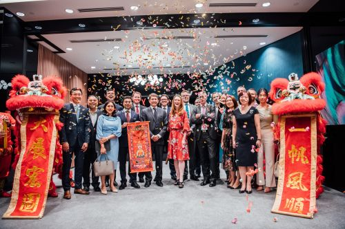HSBC Jade unveils a new banking and lifestyle hub at Jewel Changi Airport