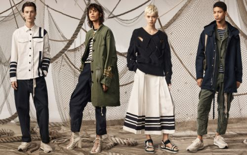 Zara's SPRLS CHPTR 4 Collection Combines Utilitarian Basics With Street Style Flair