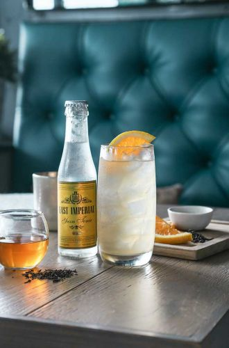 East Imperial's artisan tonic water harks back to gin and tonic's colonial history
