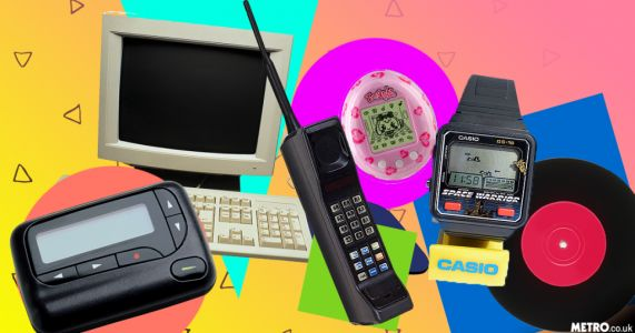 10 old school gadgets that will baffle and bemuse today's kids