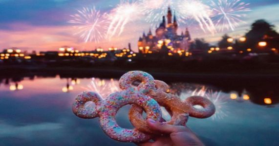 Disney's new Mickey Mouse doughnuts are almost too pretty to eat