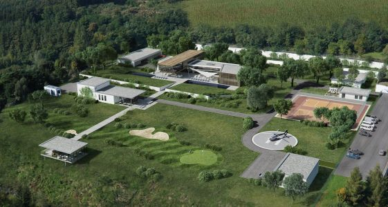 Fancy living inside the most luxurious nuclear shelter on Earth?