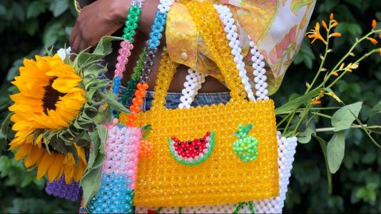 With Its Bright, Nostalgic Beaded Bags That Dominate Instagram, Susan Alexandra Is a Label to Watch