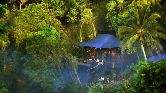 Check in: Capella Ubud, Bali's most luxurious tented rainforest retreat
