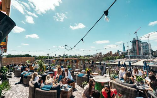 The best UK rooftop bars and outdoor terraces to book this spring