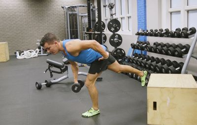 These 2 Moves Will Help You Come Back From a Lower-Body Injury