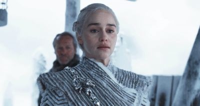 Daenerys Targaryen's Winter Look Is Her Best Yet