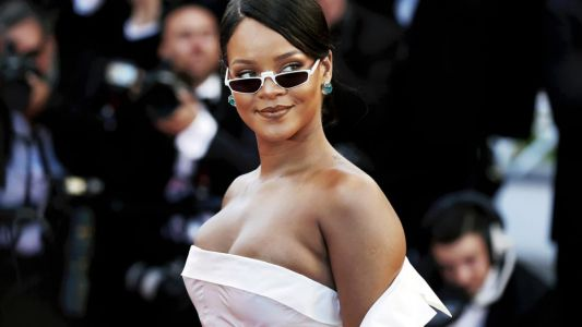 Rihanna makes history as first woman of colour to design for LVMH