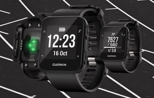 I Bought the Garmin Forerunner 35 and It's Made Running Even Better