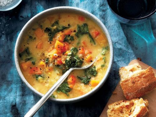 5 Easy Weeknight Dinner Recipes, Including Squash and Lentil Soup